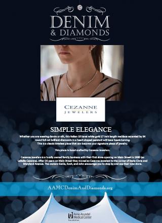 Denim & Diamonds Raffle